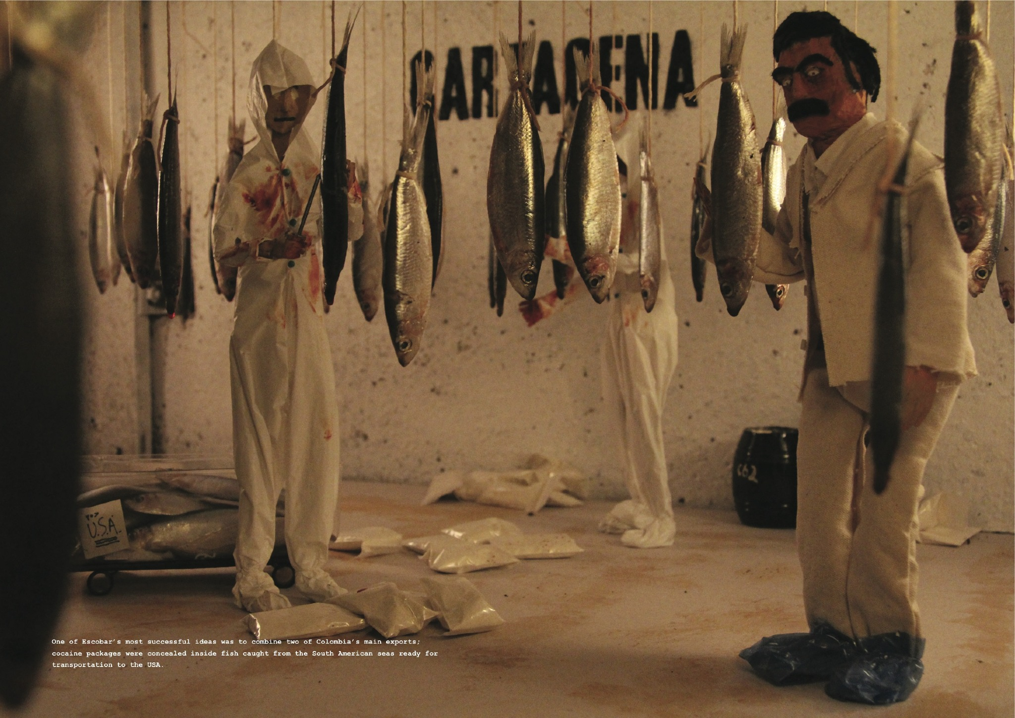Pablo Escobar Story 15