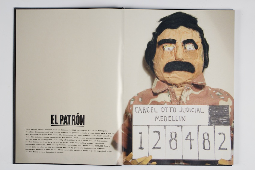 Pablo Escobar Story 3