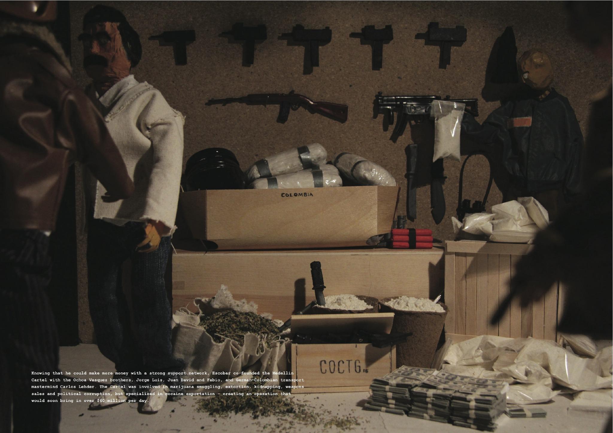 Pablo Escobar Story 8