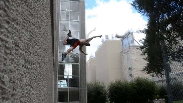 Parkour Fail Featured