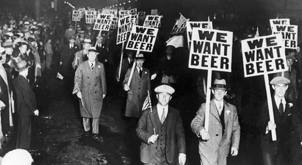 the history of prohibition in the 1920s in america The prohibition of alcohol in the united states is often called the noble  experiment explore this pivotal time american history.