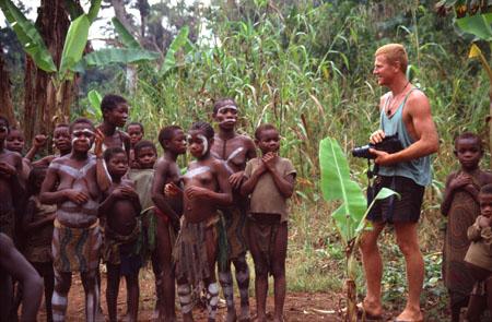 Tribes 3 It Sucks To Be A Pygmy Sick Chirpse