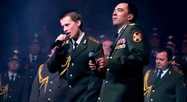 Russian Police Choir