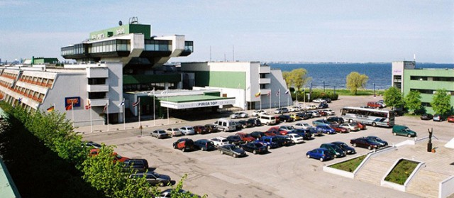 Soviet Architecture - Pirita Top Spa Hotell - Tallinn Estronia