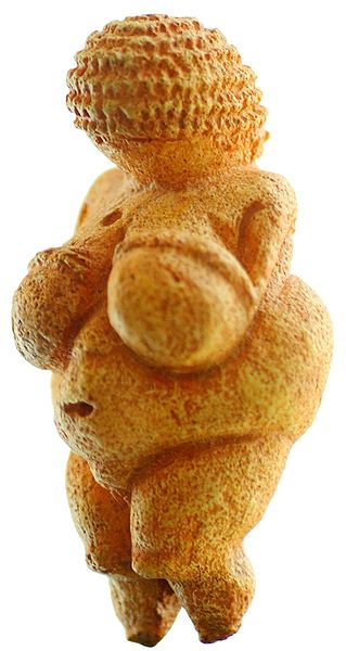 Tallest Statues In The World - Venus of Willendorf