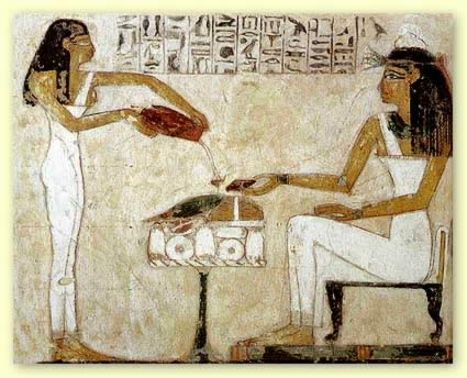 The History of beer - Egypt