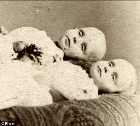 Victorian Death Photos - Momento Mori - Boys