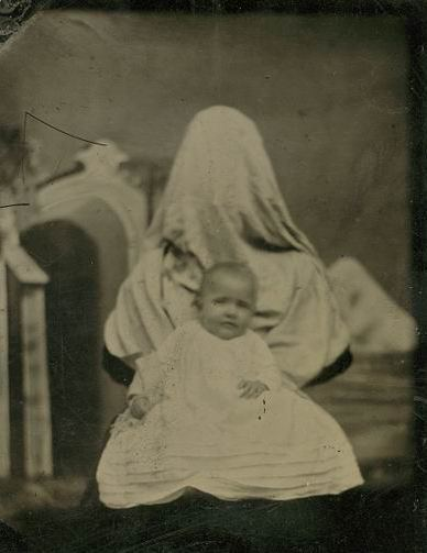 Victorian Death Photos - Momento Mori - Creepy 2