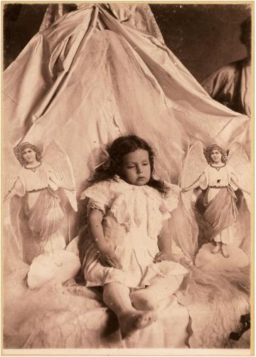 Victorian Death Photos - Momento Mori - Girl 2
