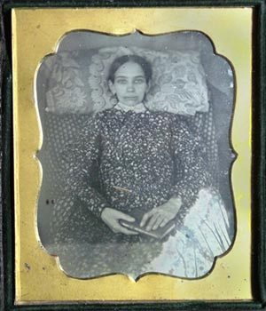 Victorian Death Photos - Momento Mori - Wife 2