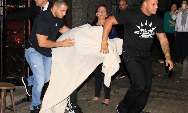Brazil strip club pics