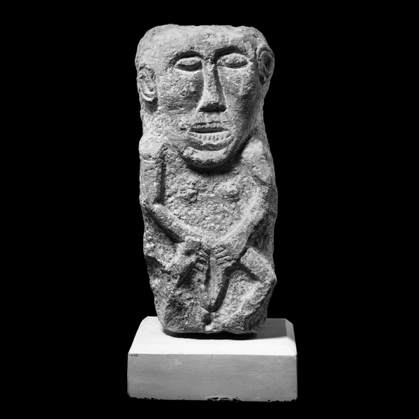 sheela na gig - Chloran, County Meath, Ireland