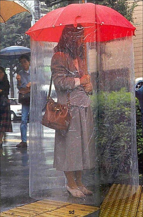 1 umbrella rain avoider
