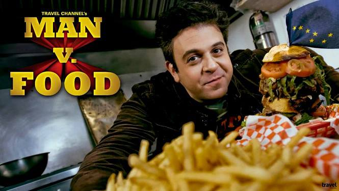 Why Is Adam Richman Not On New Man Vs Food