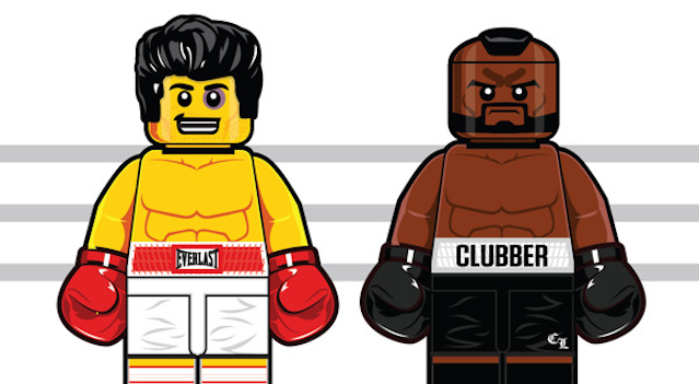 80s LEGO Characters Featured