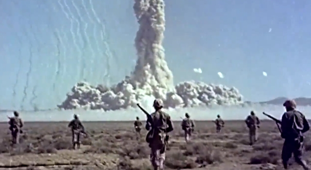 All Nuclear Tests Ever - Test
