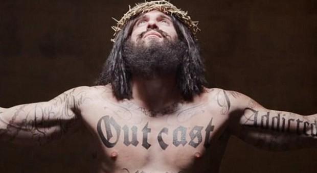 Bad Jesus Tattoo - Header