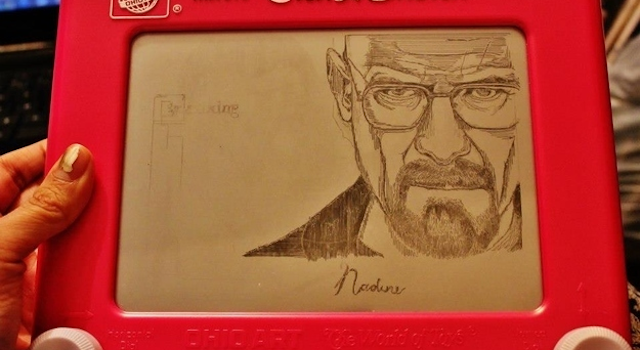 Breaking Bad Fan Art Featured