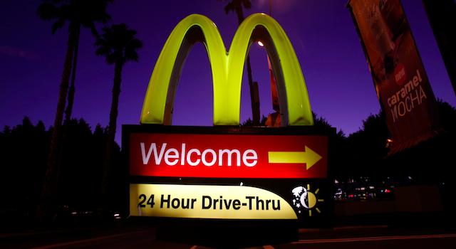 Drive Thru McDonalds