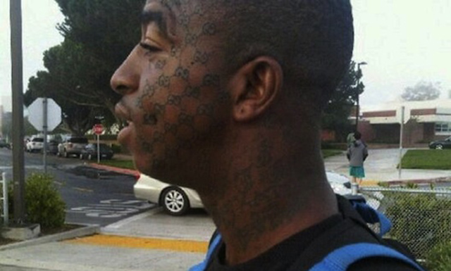 eecce7c79 PHOTOS: 31 Of The Worst Face Tattoos Of All Time – Sick Chirpse