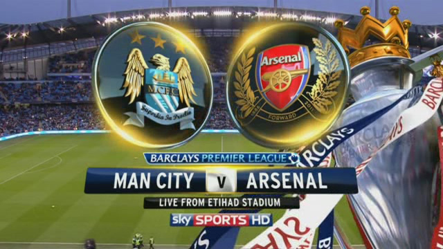 First Half - EPL - Man City v. Arsenal - 18-12-11[(000910)17-25-17]