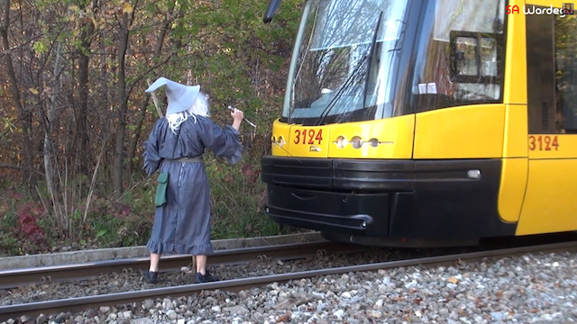 Gandalf Lord Of The Rings Prank