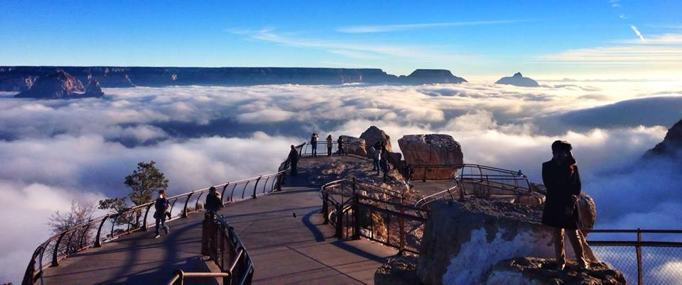Grand Canyon Temperature Inversion 13