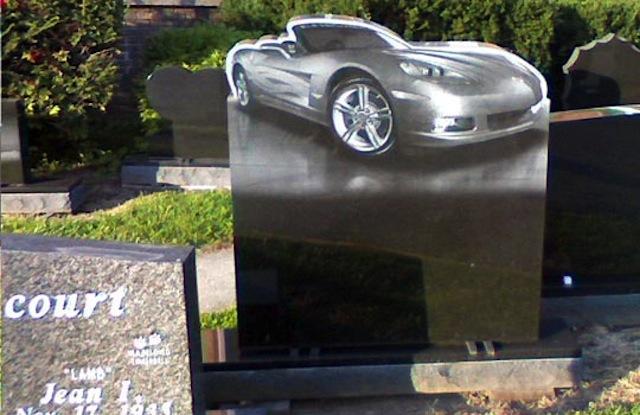 Gravestones-Weird-car-3