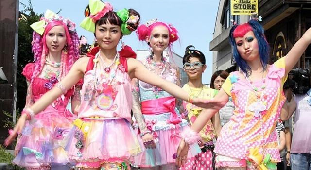 Photos Harajuku The Incredible Japanese Fashion