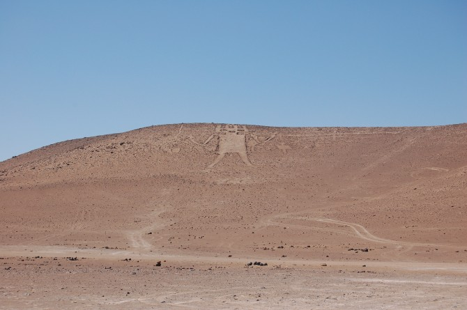 Longest Weirdest Things - Atacama Desert of Chile - drought