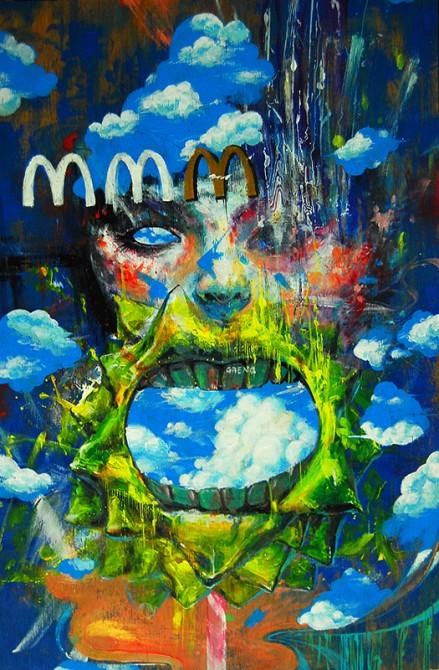 Minjae Lee - McDonalds Portrait