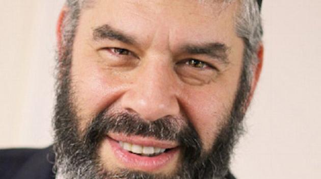 Rabbi Cuts Mordechai Rosenberg