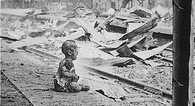 Rape of Nanking Massacre - Baby Header