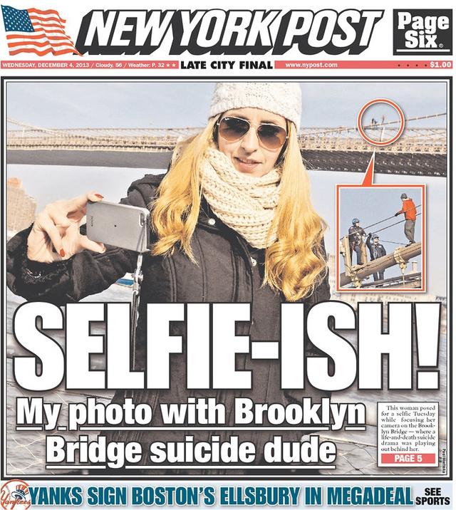 Worst Selfie Ever