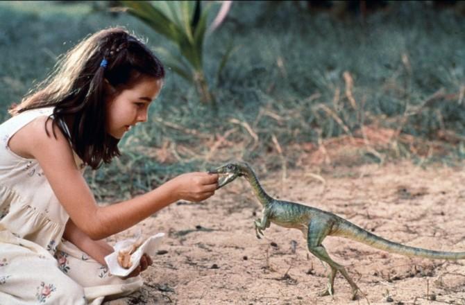 Smallest Things - Dinosaur - Compsognathus