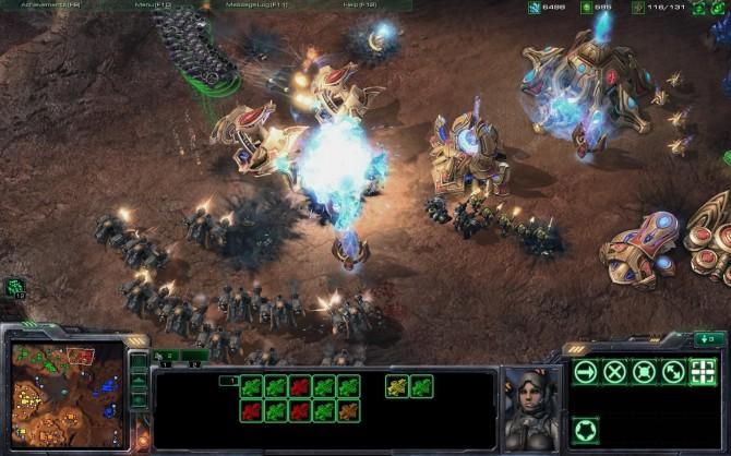 StarCraft - South Korea - StarCraft 2 screen shot