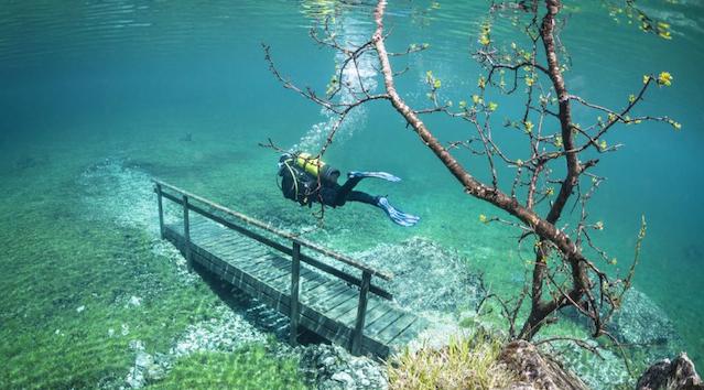 Underwater Park Featured