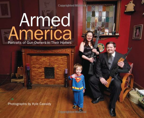 Weird Mental Book Covers - Armed America