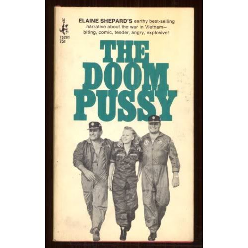 Weird Mental Book Covers - Doom Pussy