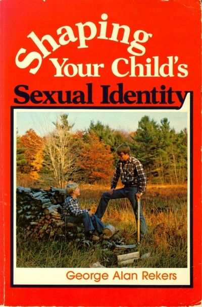 Weird Mental Book Covers - child sexual identity