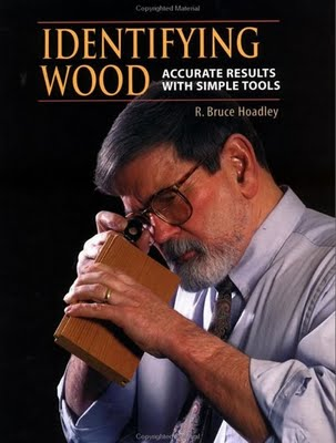 Weird Mental Book Covers - identify wood