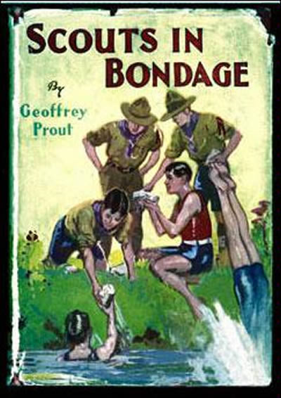 Weird Mental Book Covers - scouts in bondage 2