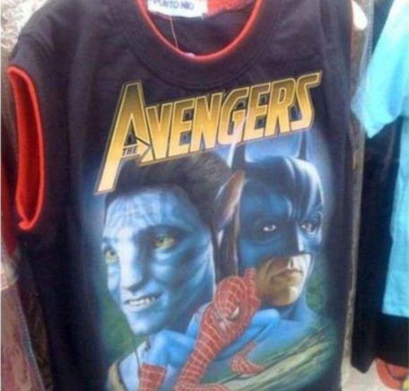 avengers china