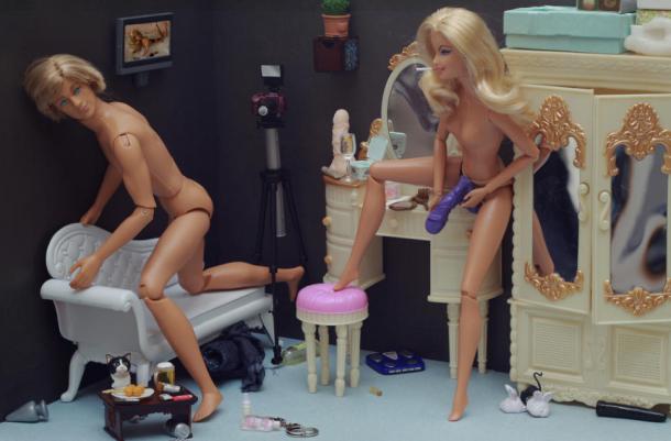 barbie kills 1