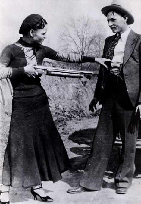 bonnie clyde 1933
