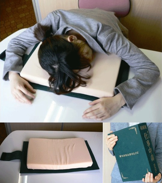 book shaped pillow