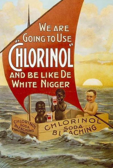 chlorinol offensive advert