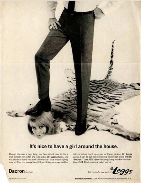 doormat advert offensive