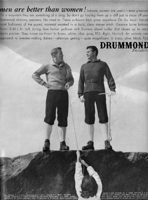drummond offensive ad