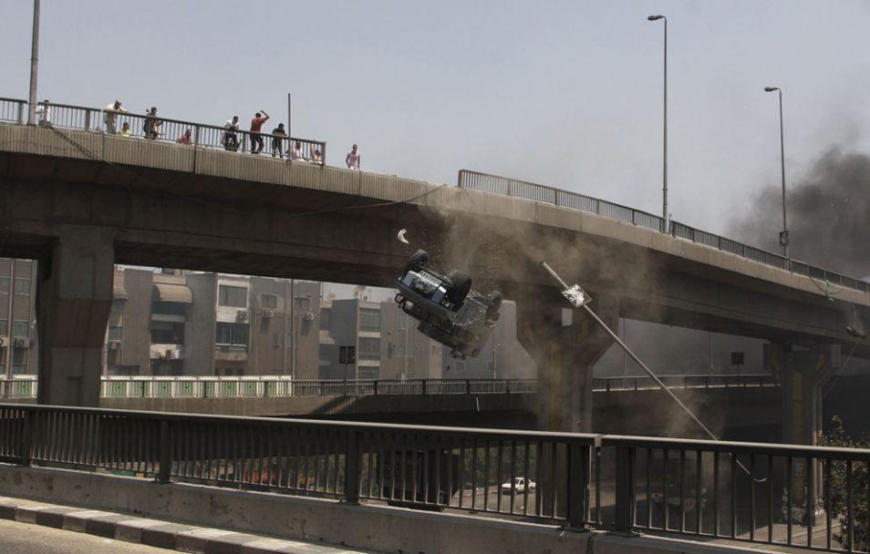egypt chaos